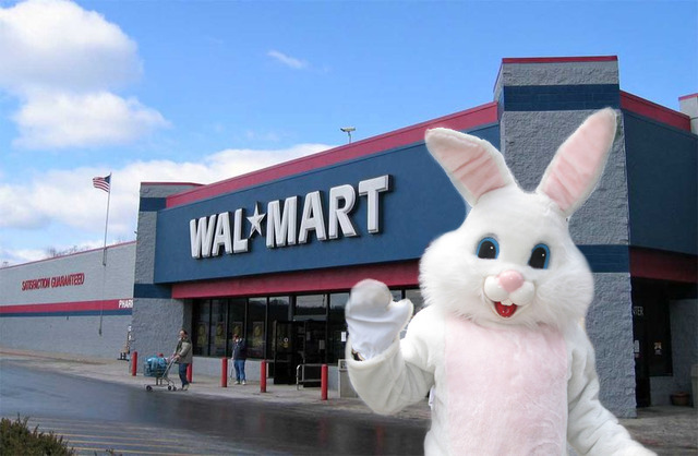 Walmart became the world's largest retailer