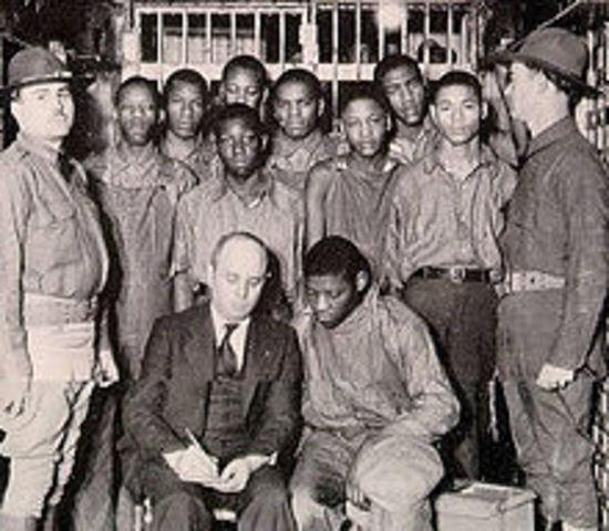 Scottsboro Boys Case