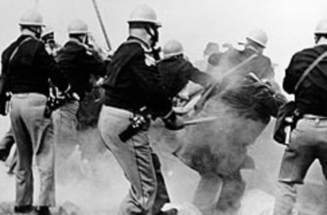 Birmingham, Selma, Montgomery Alabama (Marches)