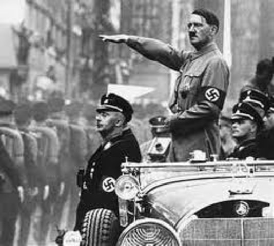 Germany Elects Adolf Hitler