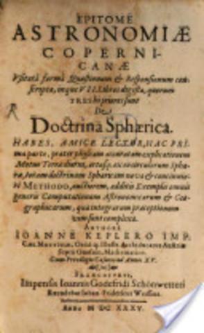 Kepler's Epitome astronomiae Copernicanae