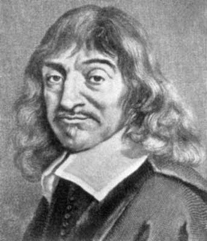 Rene Descartes dies