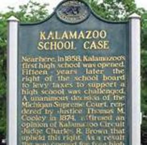 Kalamazoo case