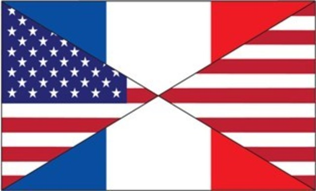 French-American treaty signed