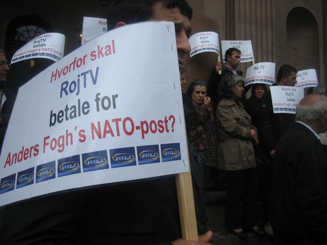 En NATO-post for en TV-station