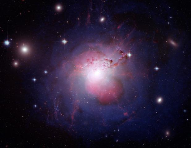 Perseus A (NGC 1275)