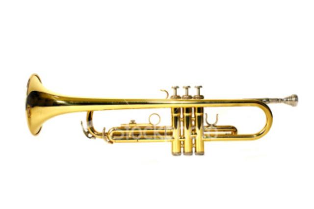 Trumpet Lessons Begin