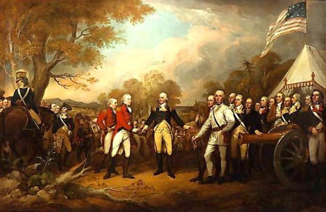 Victory of Saratoga