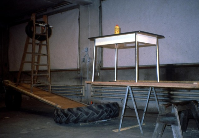 Peter Fischli & David Weiss - The way things go (Le cours des choses)