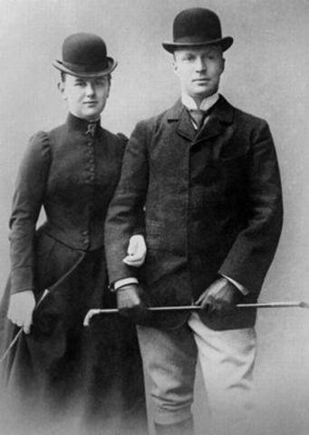 Wilhelmina verloofd met Hendrik van Mecklenburg-Schwerin
