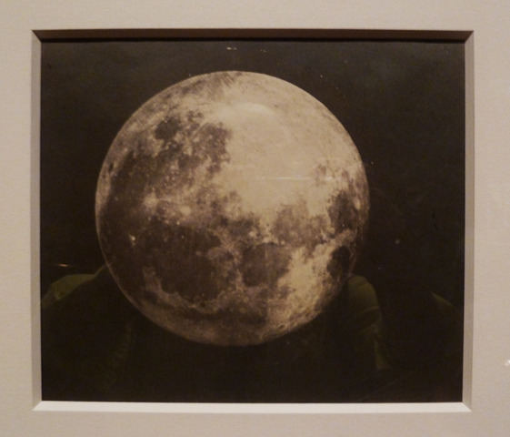 The frist photograph of the moon
