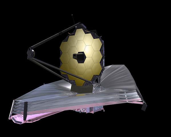 JWSP as Hubble's successor.