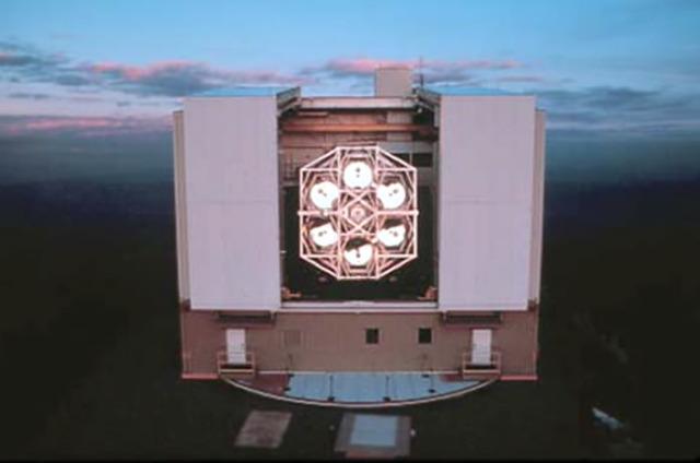 Multi mirror telescope
