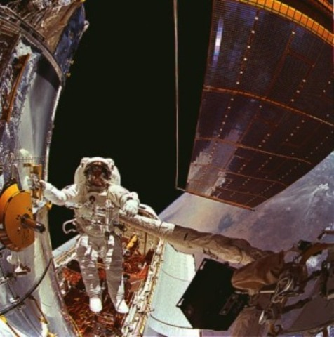 The First Repair Mission for the Hubble