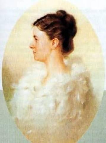 Wilhelmina zwanger