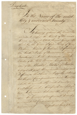 Septemebr 1783