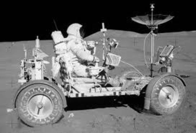 Apollo 15 Moon Rover