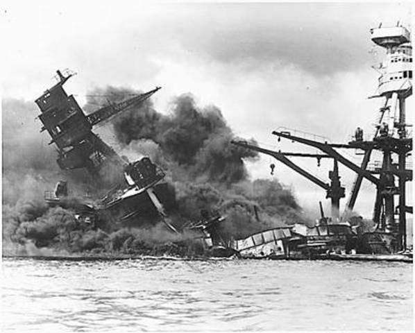 [VIDEO] Japan Attacks U.S. Pacific Fleet at Pearl Harbor
