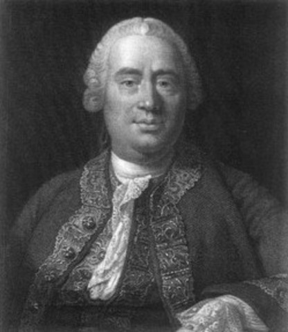 Hume publishes An Enquiry Concerning Human Understanding