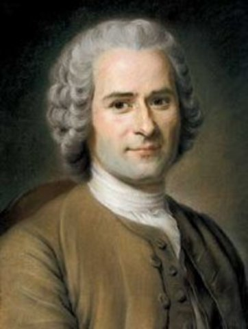 Rousseau publishes The Social Contract