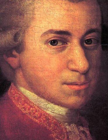 Mozart writes Don Giovanni