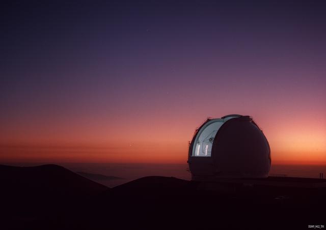 First telescope