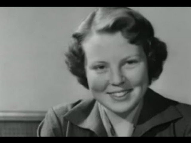 Beatrix 18 jaar