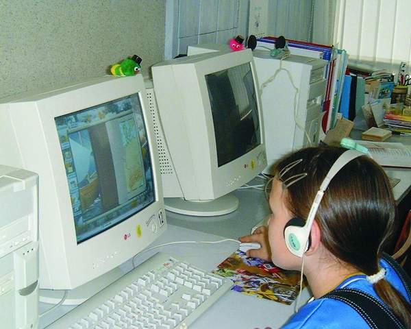 Открыт Интернет-класс на 9 компьютерных мест