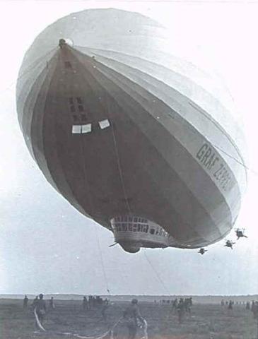 First Zeppelin