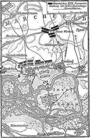 Batalla de Aspern-Essling