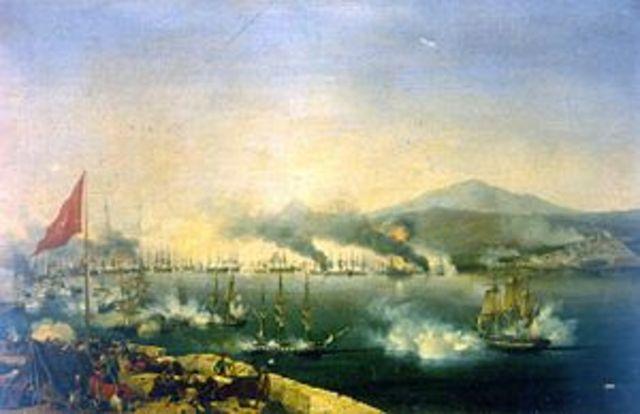 Declaración de Independencia Grecia