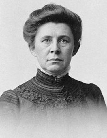 "Ida Tarbell Writes ""History of the Standard Oil Company"""