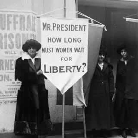 Alice Paul's National Women's Party