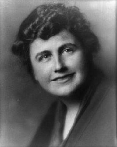 Edith Galt Dies