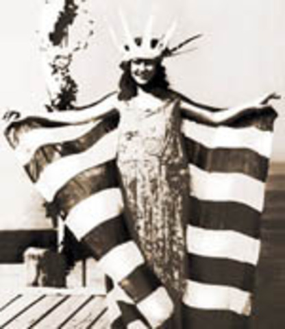 Miss America Pageant Created