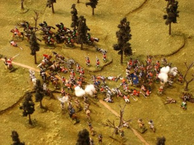 British losses in 1781