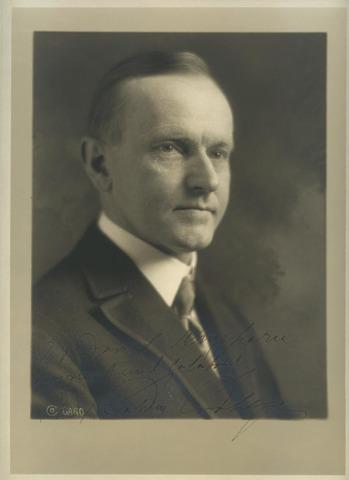 Election: Coolidge (GOP)  v Alfred Smith (Dem)