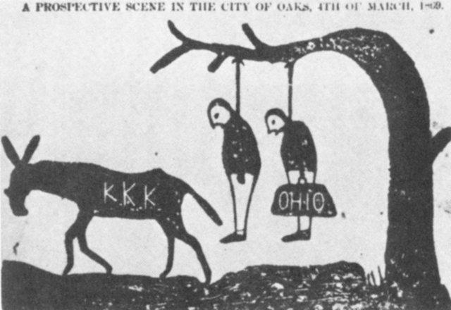 Ku Klux Klan (KKK) Revived