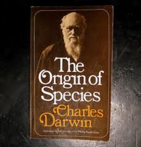 (Evolution) Origin of Species [INFLUENTIAL]