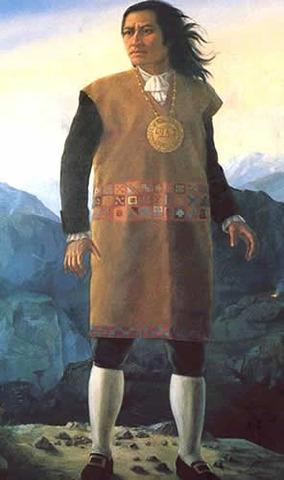Manco Inca becomes emperor