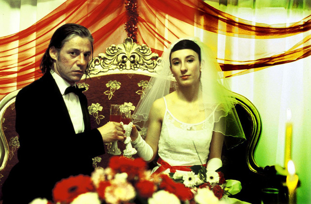 Man und Frau