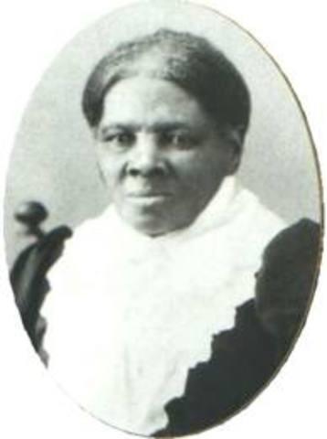 Harriet Tubman was born