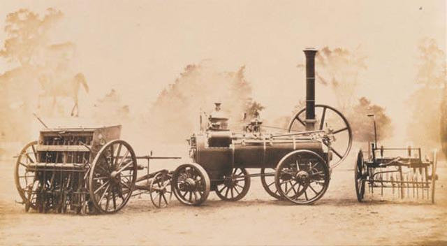 Invenció de la màquina de vapor