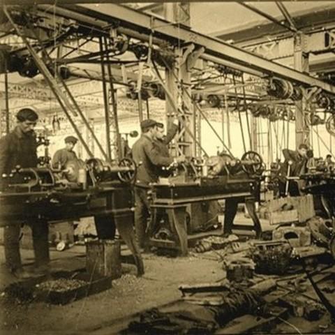La siderúrgia