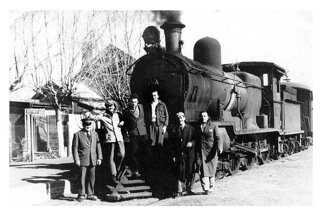 Primer tren de passatgers (UK)