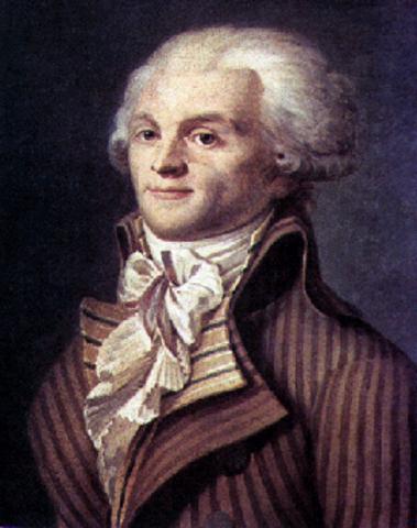 Maximilian Robespierre