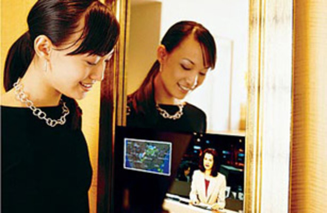 Philips MiraVision Mirror TV
