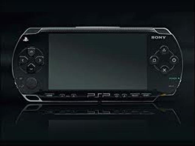 Playstation Portable de Sony