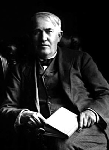 Thomas Edison Invents Many Devices Used In Modern Day