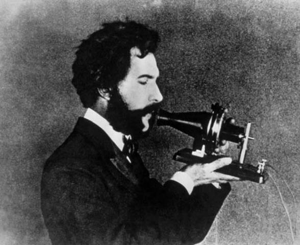 Alexander Graham Bell Formed The Bell Telephone Company